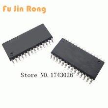 Оригинальный драйвер цифрового дисплея 3 шт./лот CH452 CH452A SOP28 и чип управления сканированием клавиатуры SMD IC