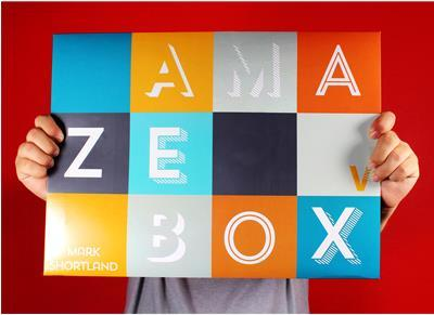 2016 New Arrivals AmazeBox by Mark Shortland - Magic Trick,Mentalism Magic,Stage,Gimmick,Prophecy