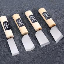 Deri Sanat, El Sanatları ve Dikiş Deri el sanatları Deri Skiving Bıçak Japon yapımı deri bıçak kesme bıçağı