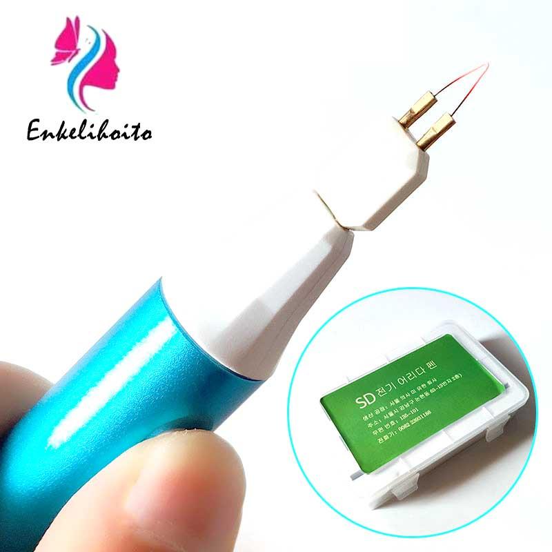 Electrocoagulation hemostasis ophthalmology electric cauterization electrocoagulation pen double eyelid minimally invasive super