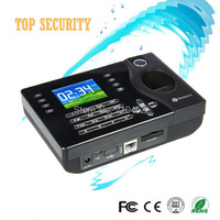 New Arrival Fingerprint Time Attendance Time Recording Time Clock With TCP IP USB Biometric Rfid Card