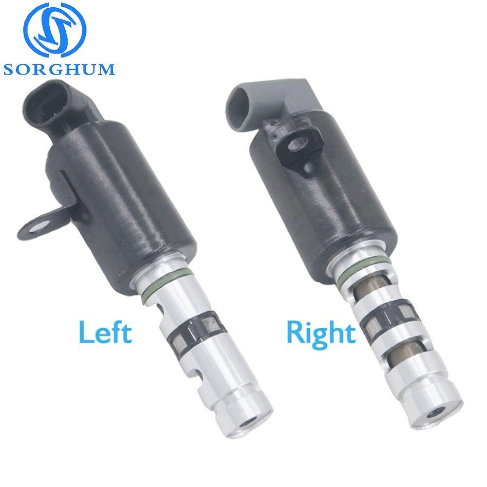 24355-3E000 24356-3E000 Left& Right VVT Timing Oil Control Solenoid Valve For KIA OPTIMA RONDO 2.7L 2006-2010 243563E000