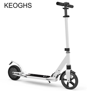 Image 2 - Somatosensory electric powered electric scooter adult foldable mini PU2 wheels scooter lithium electric drive Aluminum alloy