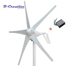 Цена по прейскуранту завода, 400 Вт мини ветряной генератор 3/5 лопастей маленькая ветряная мельница с низким пуском+ 400 Вт ветряной контроллер