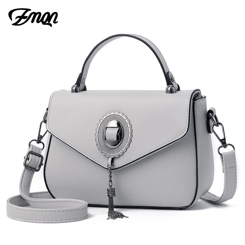 ZMQN Brands Shoulder Bags For Girls Women 2018 Small Handbags Tassel Crossbody Bags Casual With Free Shipping Yiwu China A546