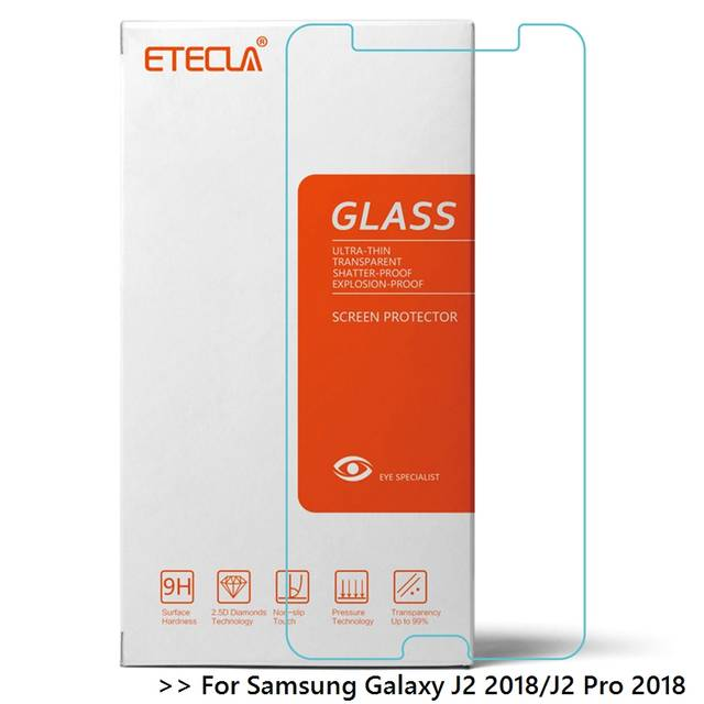 For Samsung Galaxy J2 Pro 2018 Glass Samsung Galaxy J2 2018 Tempered Glass  On For Samsung J2 2018 Screen Protector Glass Film