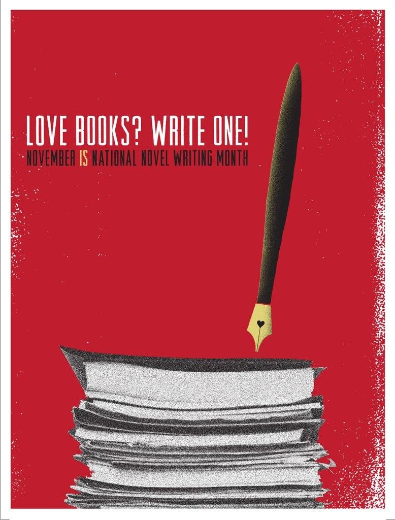 love reading books modern classic kraft propaganda poster canvas
