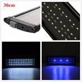 2016 Hot-selling led grow 30cm 40cm 60cm 90cm led aquarium light  for coral reef fish plant Full Spectrum led aquarium led lamp