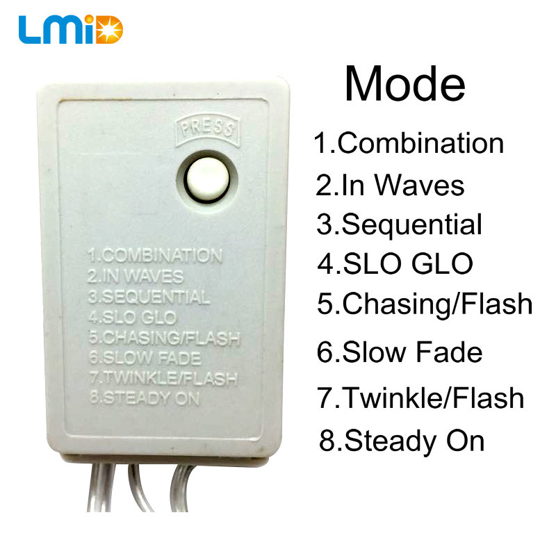Tətil İşıqlandırma 4x0.6M Icicle Rəngli Nağıl Xmas LED - Bayram işıqlandırılması - Fotoqrafiya 5