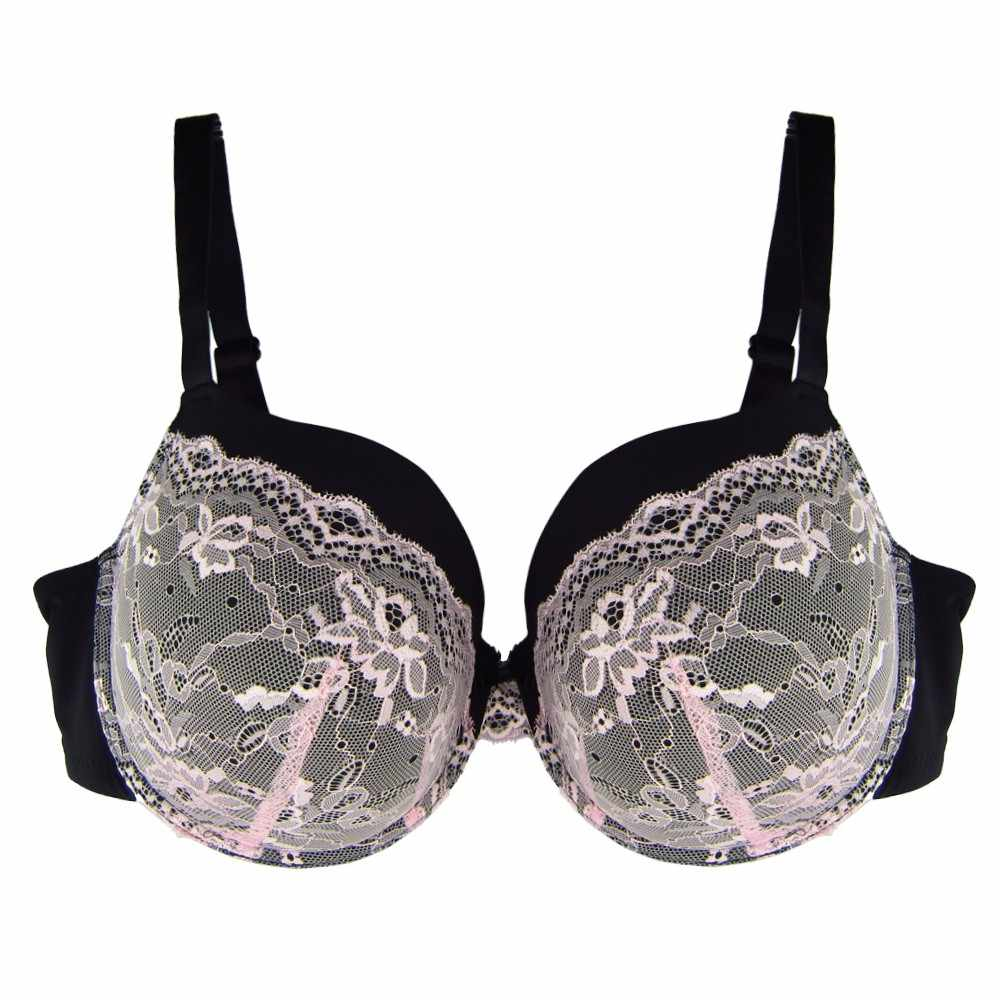 5cbb6bdcfc Detail Feedback Questions about Women Big Breasts Lace Bra Very Big ...