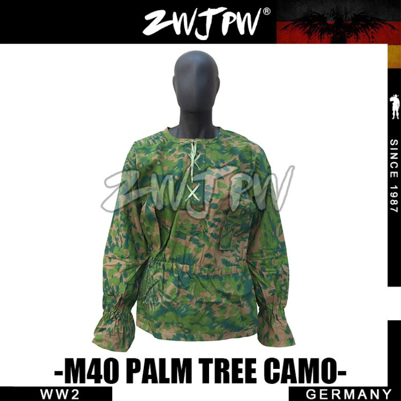 GERMAN ELITE M40 SS PALM TREE CAMO HUNTING SMOCK DE/505132 холодильник атлант 6224 181