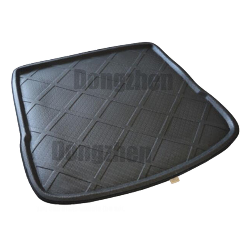 Car Auto Rear Trunk Mat Boot Liner Cargo Floor Mat Tray Sticker Dog Pet Cover fit for Audi Q7 All Year <font><b>Accessories</b></font>