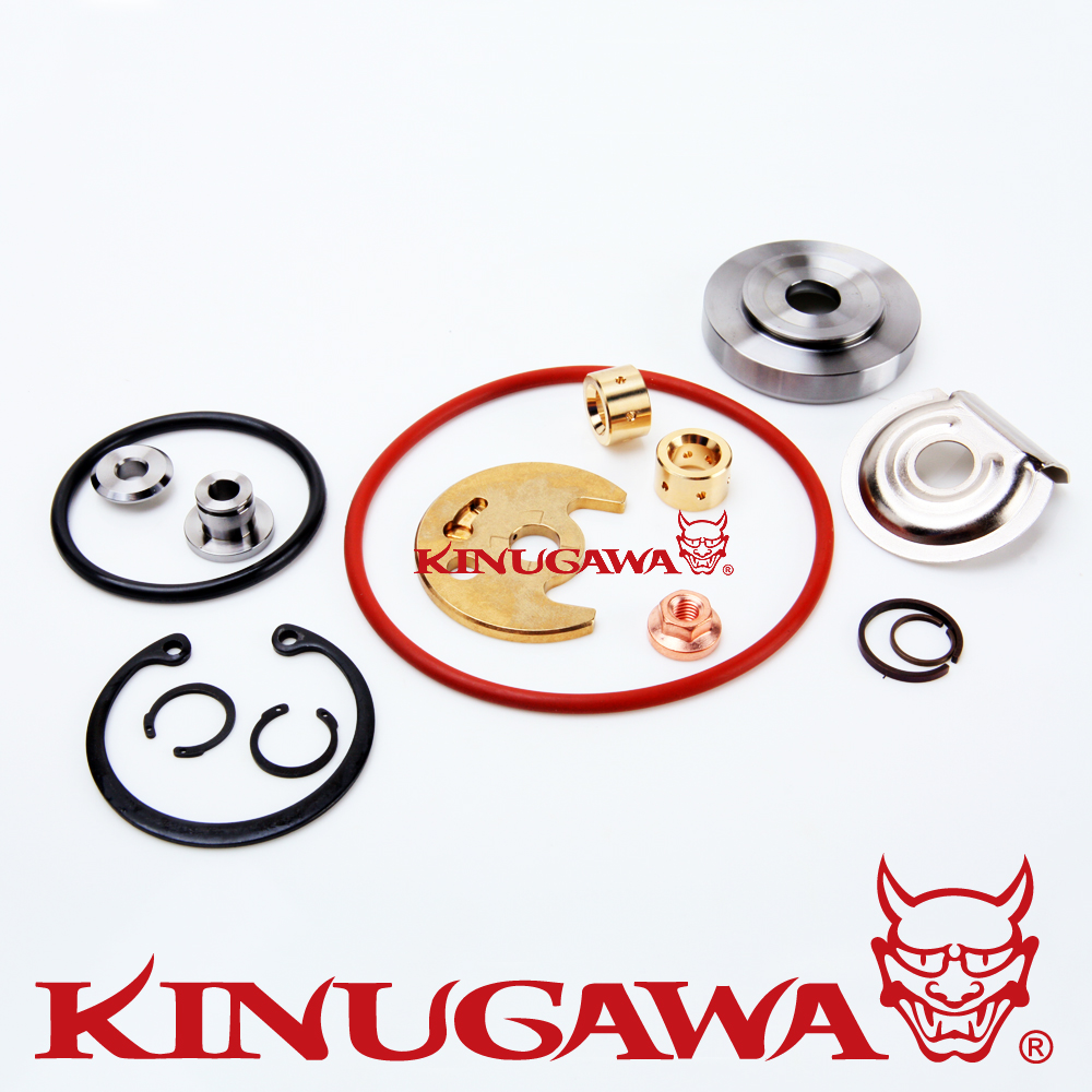 Kinugawa Turbo Rebuild Kit for Mitsubishi TD04 TD04L TD04H TD04HL Super Back turbo rebuild kit nis an sr20det w g rr tt t25 411 03076 001