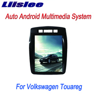 Liislee 2 din Android For Volkswagen Touareg 2011~2018 Big Screen Car Multimedia Player GPS Navigation Video Radio Bluetooth