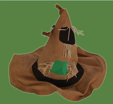 New cosplay party hat Halloween witch pirate hat cowboy straw cap top quality