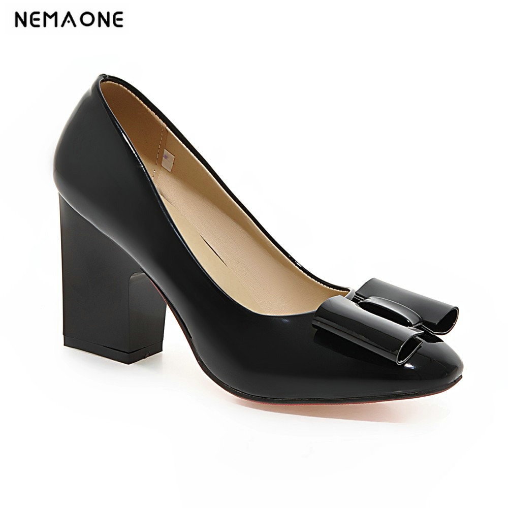 NEMAONE 2019 Fashion High Pumps Women Shoes Comfortable ...