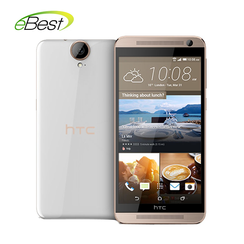 Цена за Оригинальный Новый Htc One E9/E9w Mini Smart телефон MTK6795m Octa Core 2.0 ГГц 2 ГБ + 16 ГБ 5.5 дюймов FHD 1920x1080 FDD LTE мобильный телефон