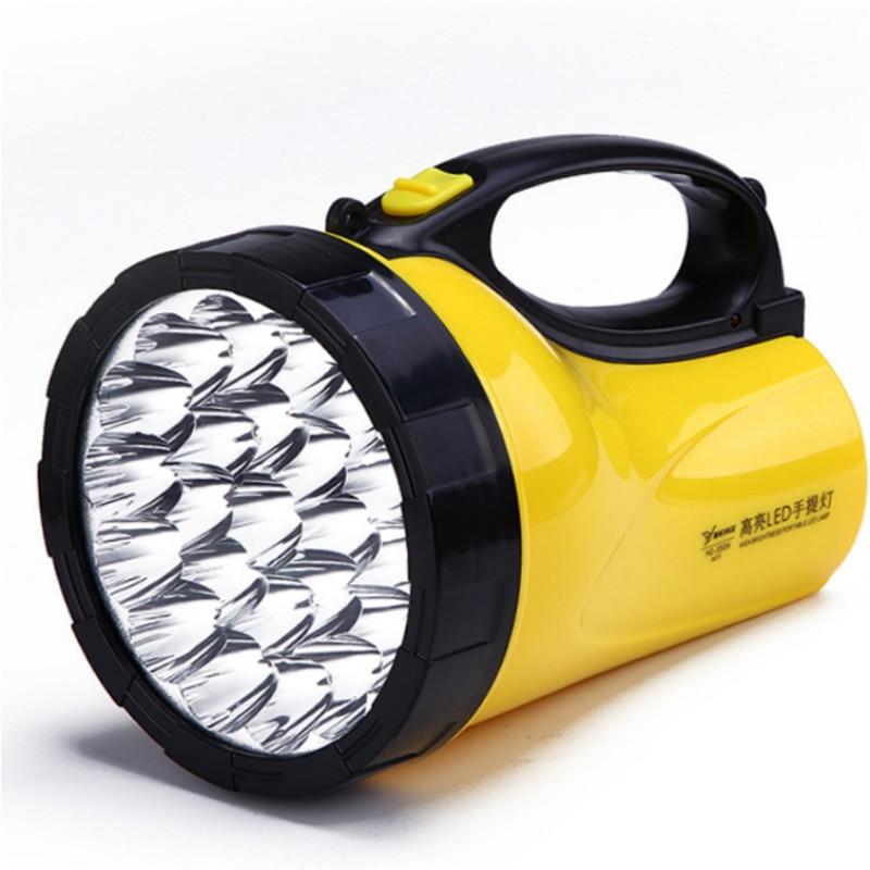 YAGE portable light led spotlights camping lantern searchlight portable spotlight handheld Flashlight night lamp light YG 3506