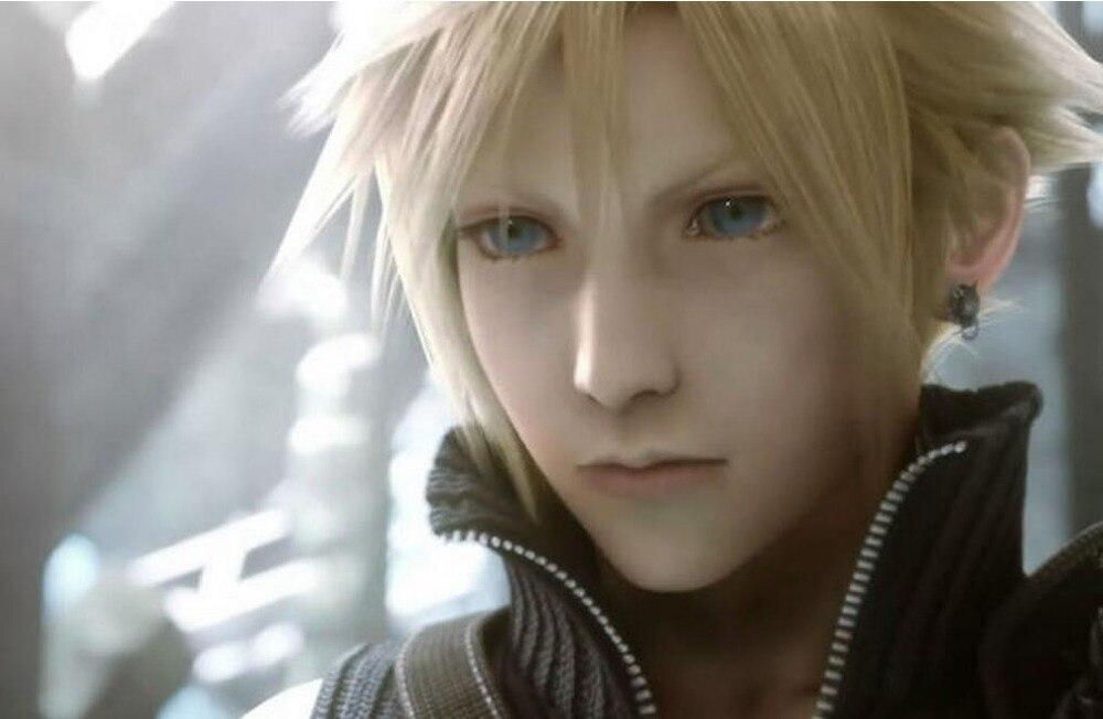 anime final fantasy ear ring versus xiii 13 ff cloud strife earrings