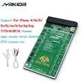 Jyrkior pour iPhone 8 8plus X XR XS MAX Samsung testeur de batterie/chargeur charge Activation carte testeur affichage numérique|Sets d'outils| |  -