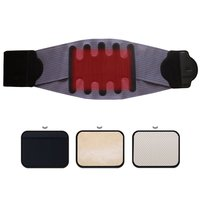 Heat protection belt 2 sets of plate steel size M Toiletry Kit