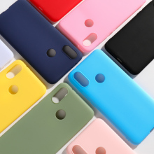 Xiaomi Mi A1 A2 Case Soft Silicone Candy Color Matte TPU Back Phone Cases For Xiaomi Mi A1 A2 lite Mi 5X 6X Xiao Mi A1 A2 Funda цена и фото