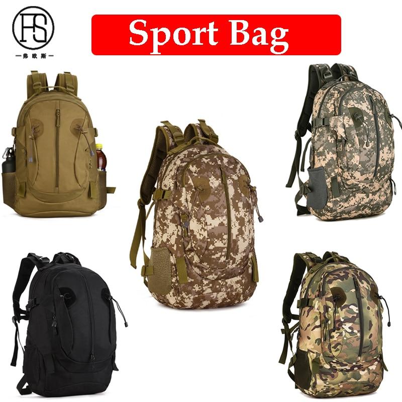 Bonne qualité Camouflage chasse tactique sac à dos en plein air escalade randonnée voyage sac à bandoulière Explorer sac à dos