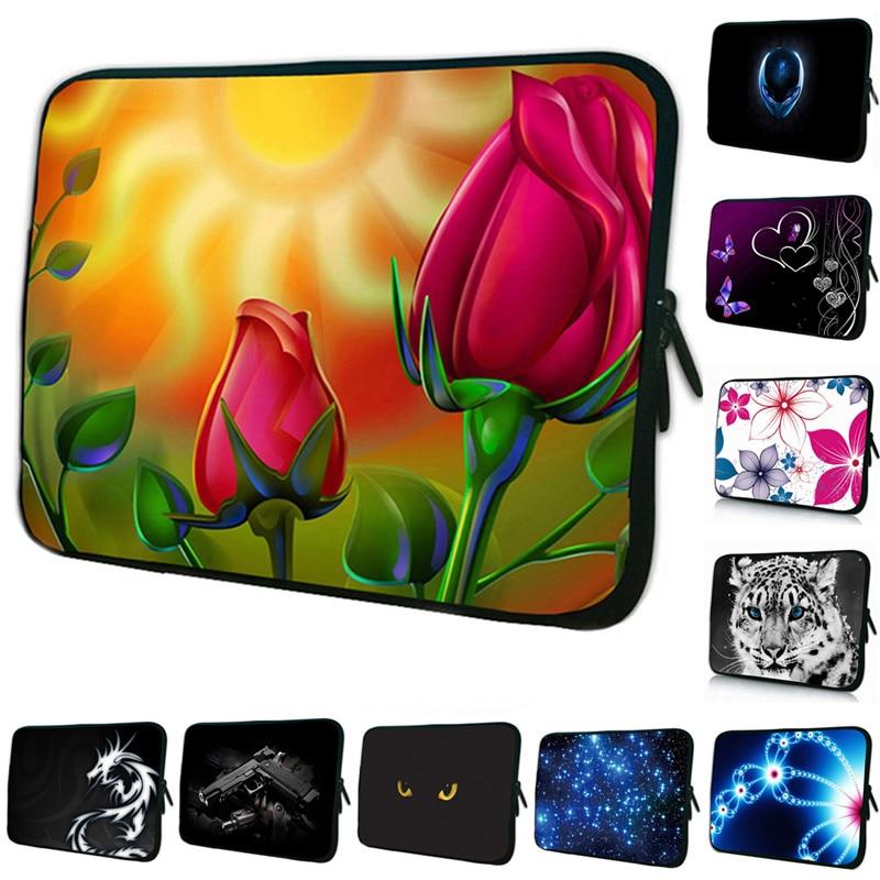 For HP Pavilion Dell Inspiron Zipper Bag 17 15 13 12 14 Inch Laptop