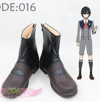 New japanese anime code 16 DARLING in the FRANXX Costume Cosplay anime Boots Shoes