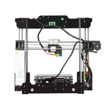 (Ship From DE) Portable DIY 3D Printer Kits Educational Desktop 3D Printer Print Size 220x220x240mm Full Metal Kits EU Plug