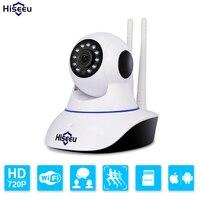 Hiseeu HD 720P Wireless IP Camera Wifi Night Vision wi-fi Camera High Quality  IP Network Camera CCTV WIFI P2P Security Camera