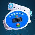 Kick quilt warning machine digital baby belly thermometers keep warm away from cold