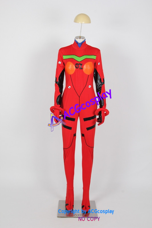 Neon Genesis Evangelion Asuka Langley Soryu Cosplay Costume anime costume 23cm japanese anime eva neon genesis evangelion soryu asuka langley pvc action figure collection model toy