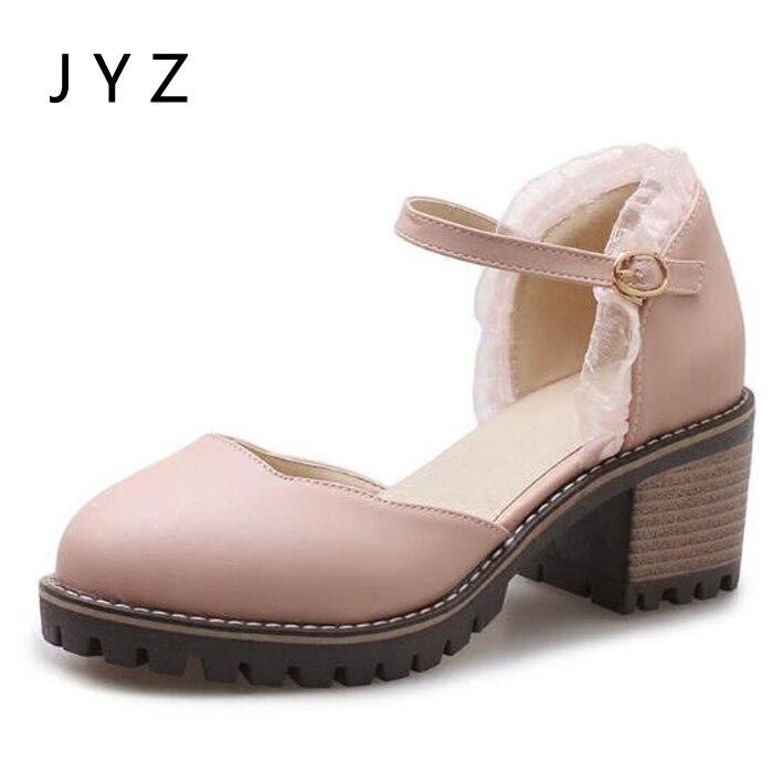100% Wahr 2018 Mode Neue Damen Plateau Pumps Casual High Heels Sommer Schuhe Dame Größe 40 41 42 43 Aa0955