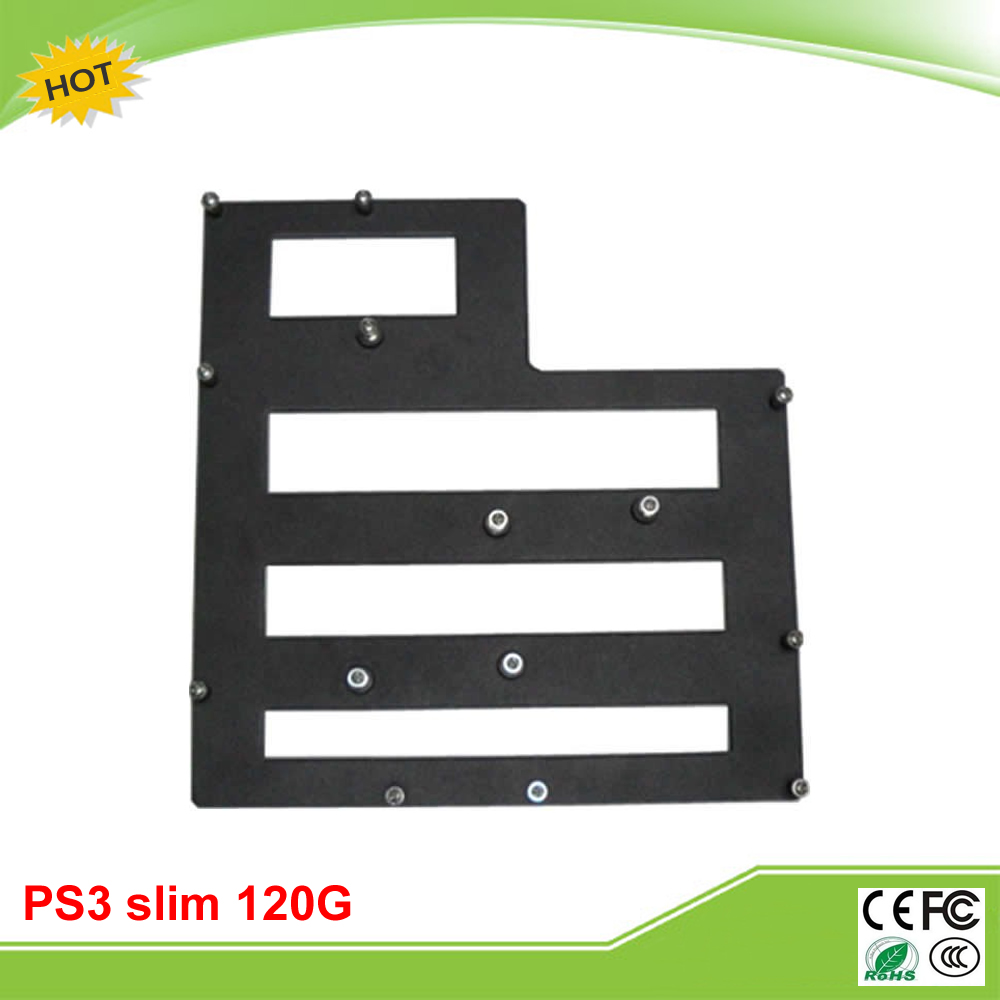 PCB bracket clamp for new PS3 slim 120G PS3 repair use 270x250x3mm best hot selling for ps3 slim jig clamp bracket support for ps3 pcb board free shopping