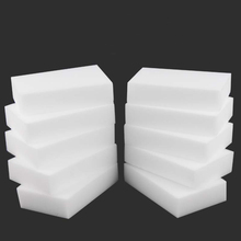 10PC Melamine Sponge White Magic Sponge Eraser Melamine Cleaner Multi-Functional Eco-Friendly Kitchen Magic Eraser 100*60*20mm