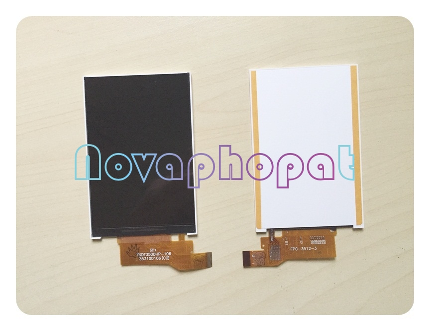 Novaphopat For <font><b>Alcatel</b></font> <font><b>One</b></font> <font><b>Touch</b></font> PIXI OT4007 <font><b>4007D</b></font> 4007E 4007 LCD Display Screen Monitor Replacement+ tracking image