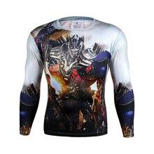 Transformers Long Sleeve Tshirt
