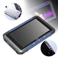 Mayitr 3 ''Delgado Pantalla LCD MP3 MP4 MP5 Music Media Player FM Radio Grabadora de Vídeo 8 GB Azul