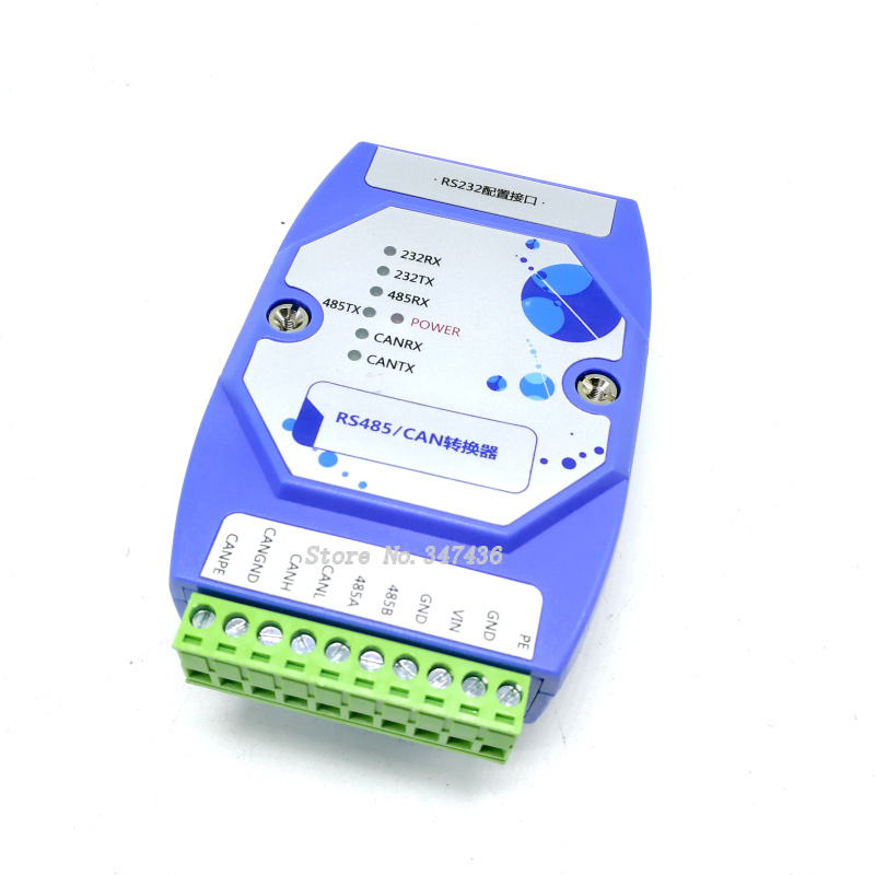 RS485 to CAN 485 CAN 485 TOCAN Converter RS485 Serial Port to CAN Bus