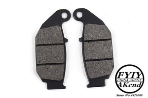 Image 3 - Front Rear Brake Pads For HONDA CB190R CBF190X 16 18 VRF250L CRF250R CBR125 MSX 125 D Grom Motorcycle Accessories