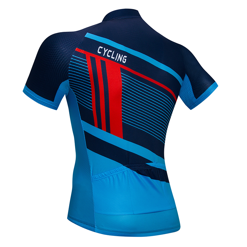 2018 blue TEAM sleeveless Cycling jersey top bike clothes Ropa Ciclismo  mens summer quick-dry PRO BICYCLING Maillot Culotte 8a44648b4