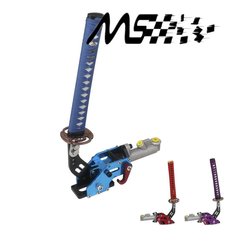 Universal Car Styling Hydraulic Handbrake Racing Samurai Sword Handbrake Drift Handbrake Parking