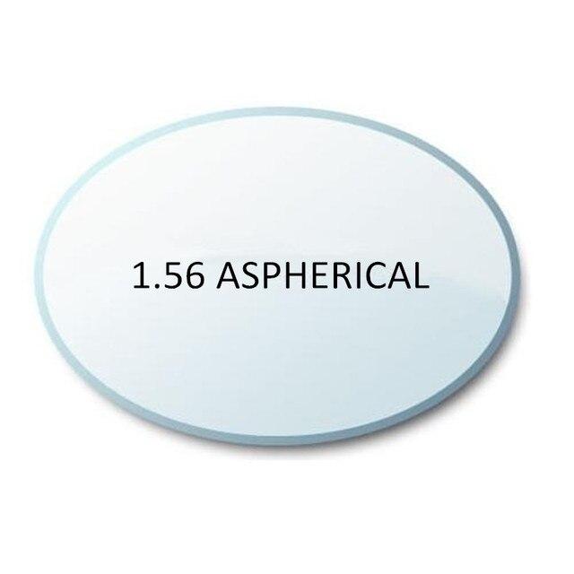 Заполнение рецепт 1.56 ХК АР Зеленым налетом CR-39 смолы Асферические Близорукость Дальнозоркость Пресбиопия Астигматизм Линзы Бесплатная Доставка