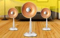 Маленький Солнечный подогреватель дома mute энергосберегающие электрические обогреватели подъема покачал головой падают на землю вентилят
