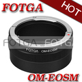 Fotga Adapter Ring  for Olympus OM Mount Lens to Canon EF-EOS M mirrorless camera for ef/efs lens