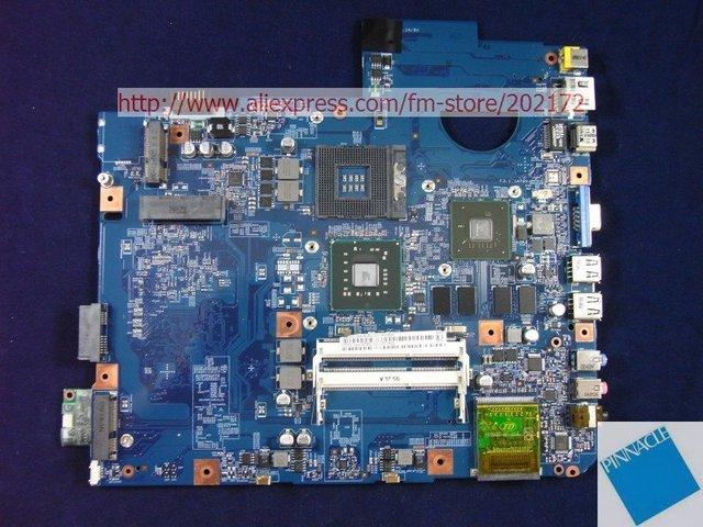 Laptop motherboard para acer aspire 5738 5338 mb. p5601.007 (mbp5601007) jv50-mv 48.4cg01.011 100% testado bom