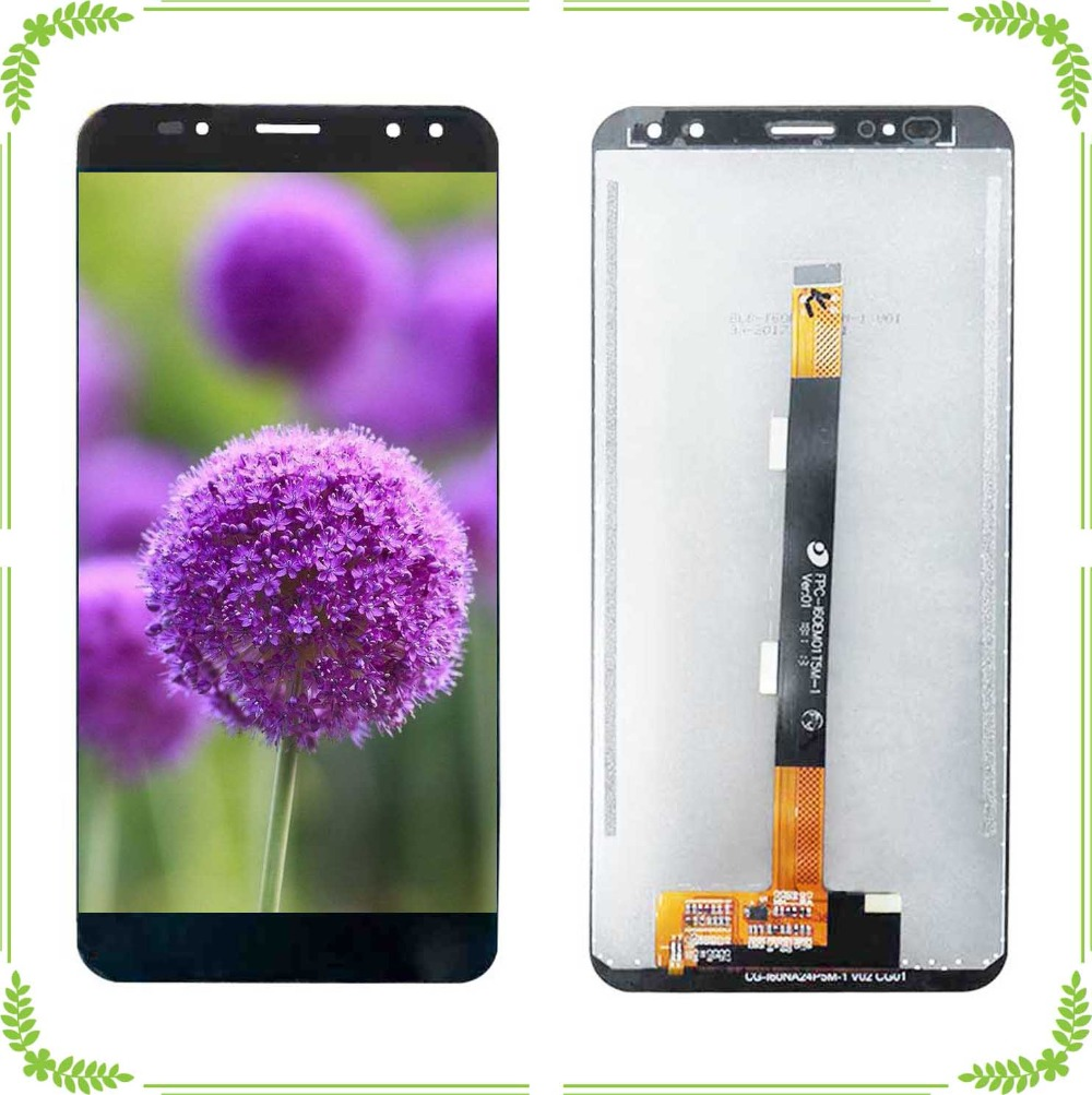 For Ulefone Power 3 LCD Display +Touch Screen Assembly Digitizer Replacement For LCD Power 3S Display