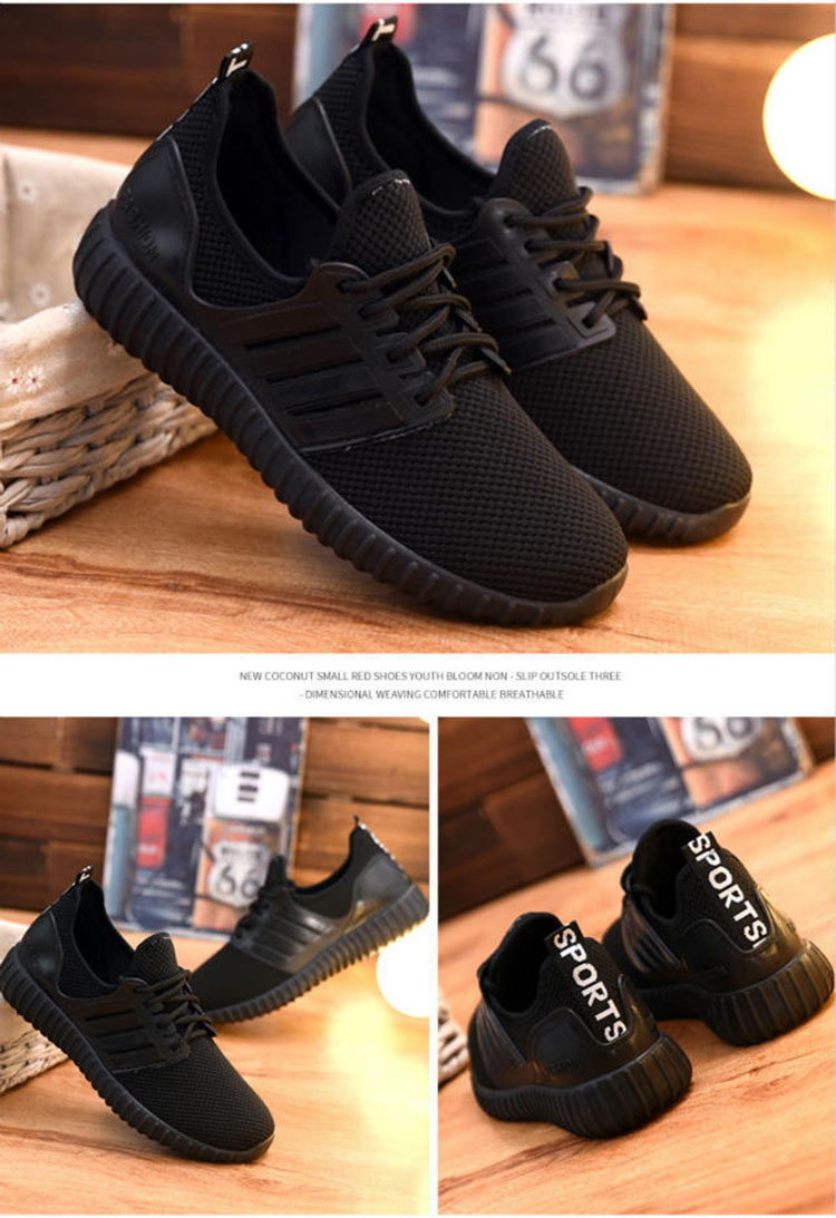 PINUO The New Four Seasons Leisure Fashion Shoes Lightweight Drive A Pedal Lazy Shoes Canvas Shoes Grey