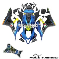 Complete Fairing Kit For Honda CBR600RR 2007 2008 F5 CBR 600RR 07 08 Injection ABS Fairings Bodywork Set NEW